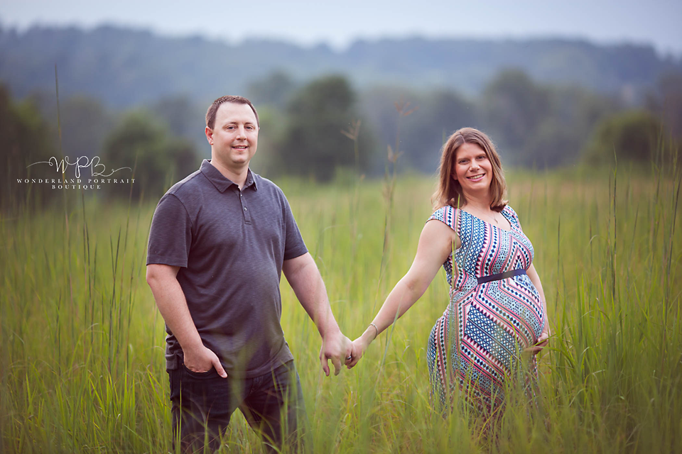 Langhorne PA Maternity Photographer