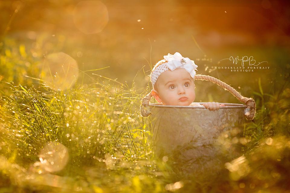 Bucks County Baby Photographer