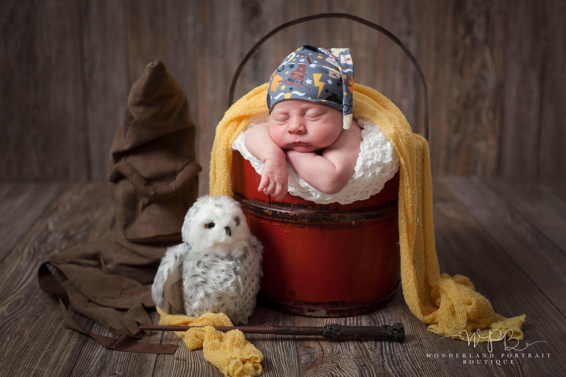 Bucks County PA Newborn Photographer