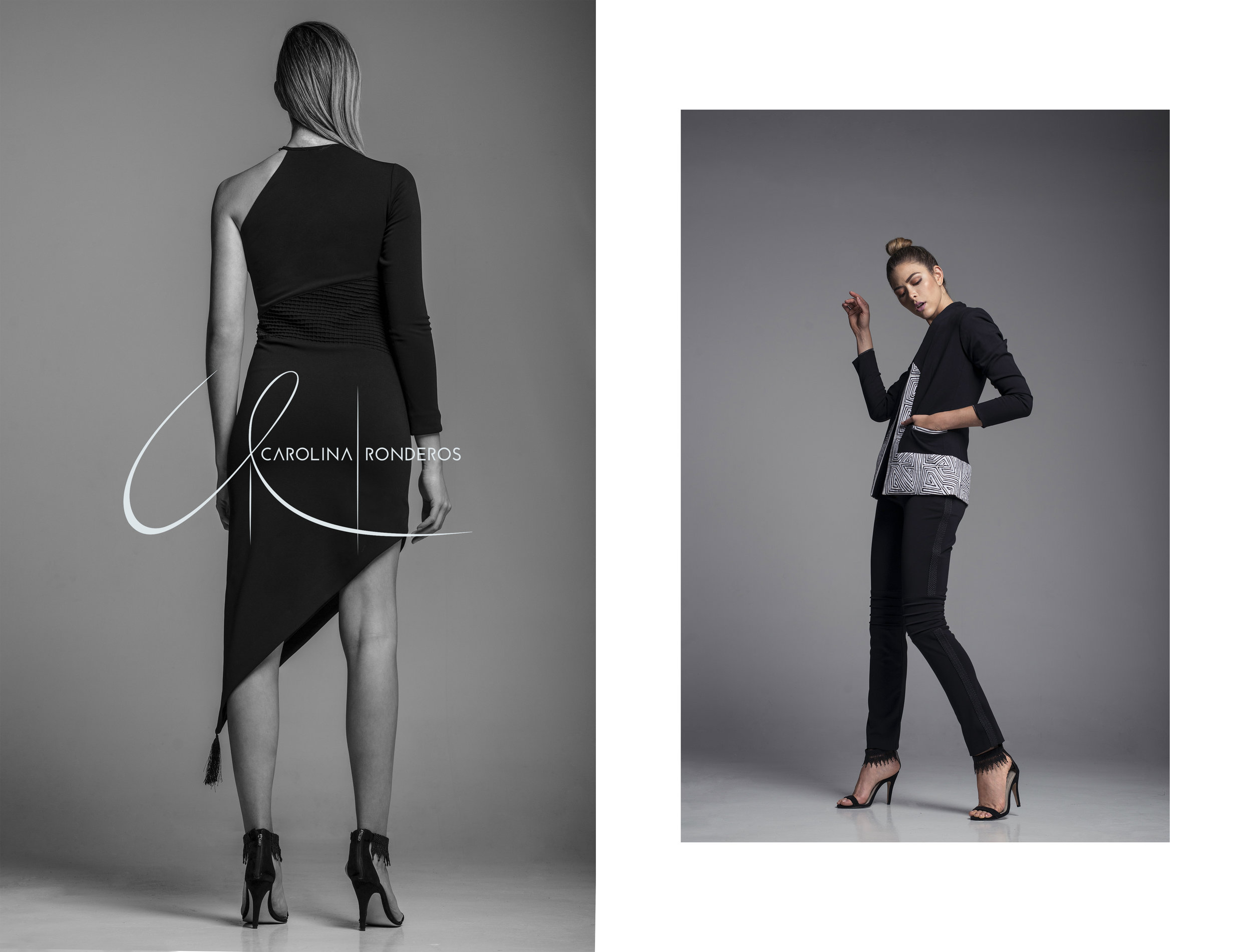 Carolina Ronderos - Look Book