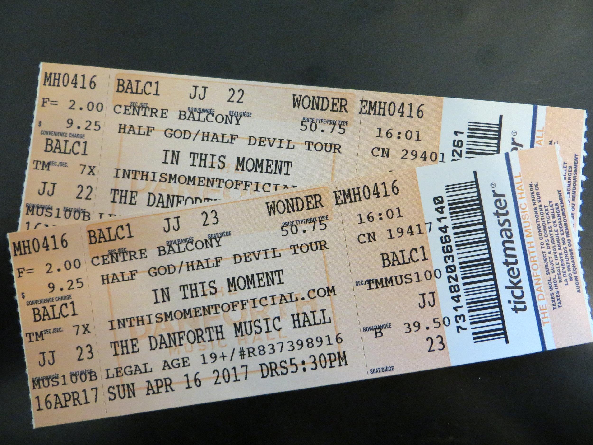 ITM Tickets