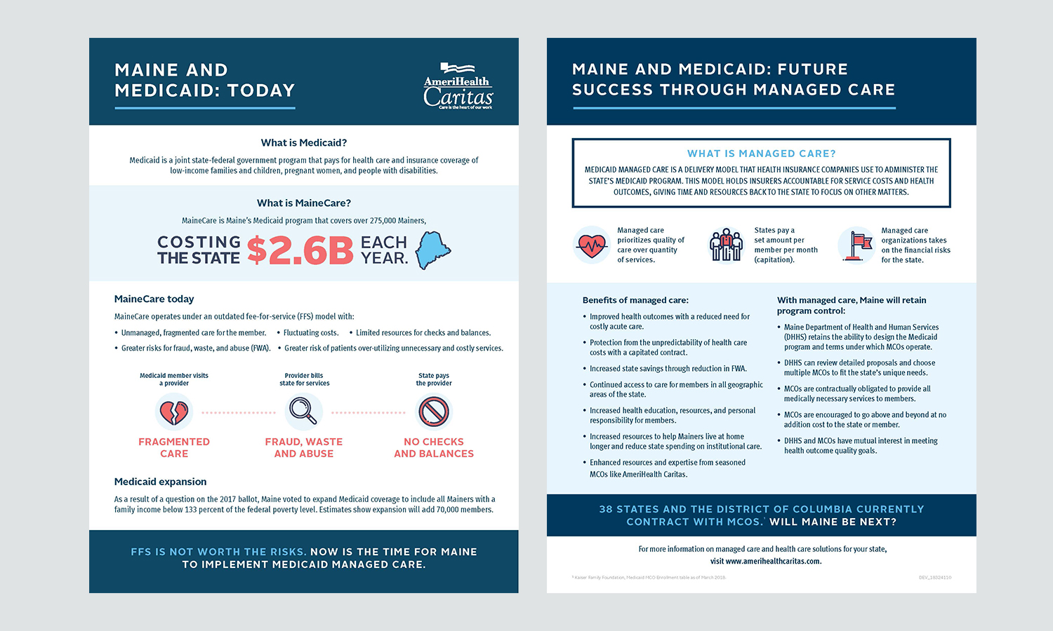 Maine Managed Care One-Pager