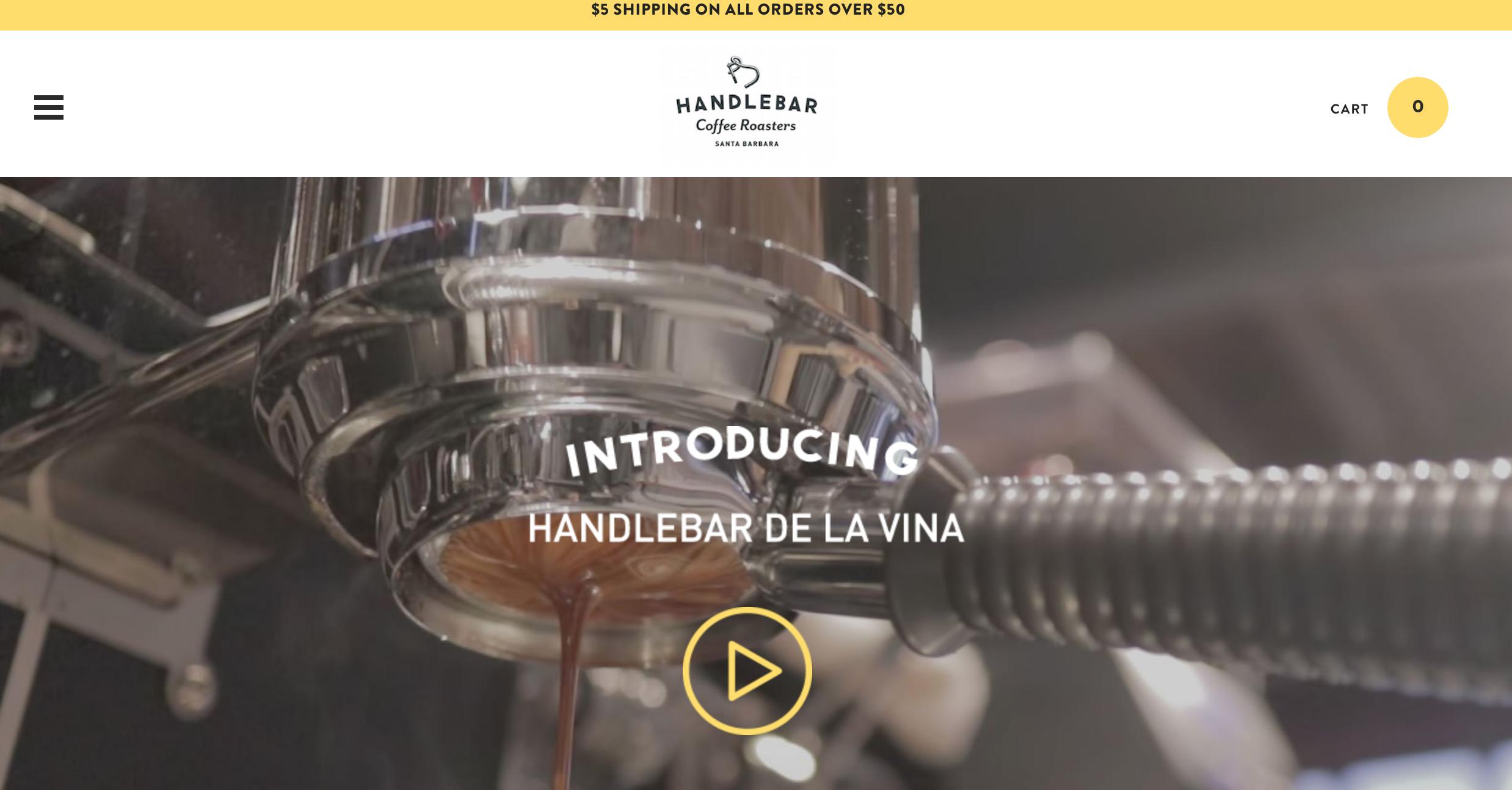 Handlebar Coffee -