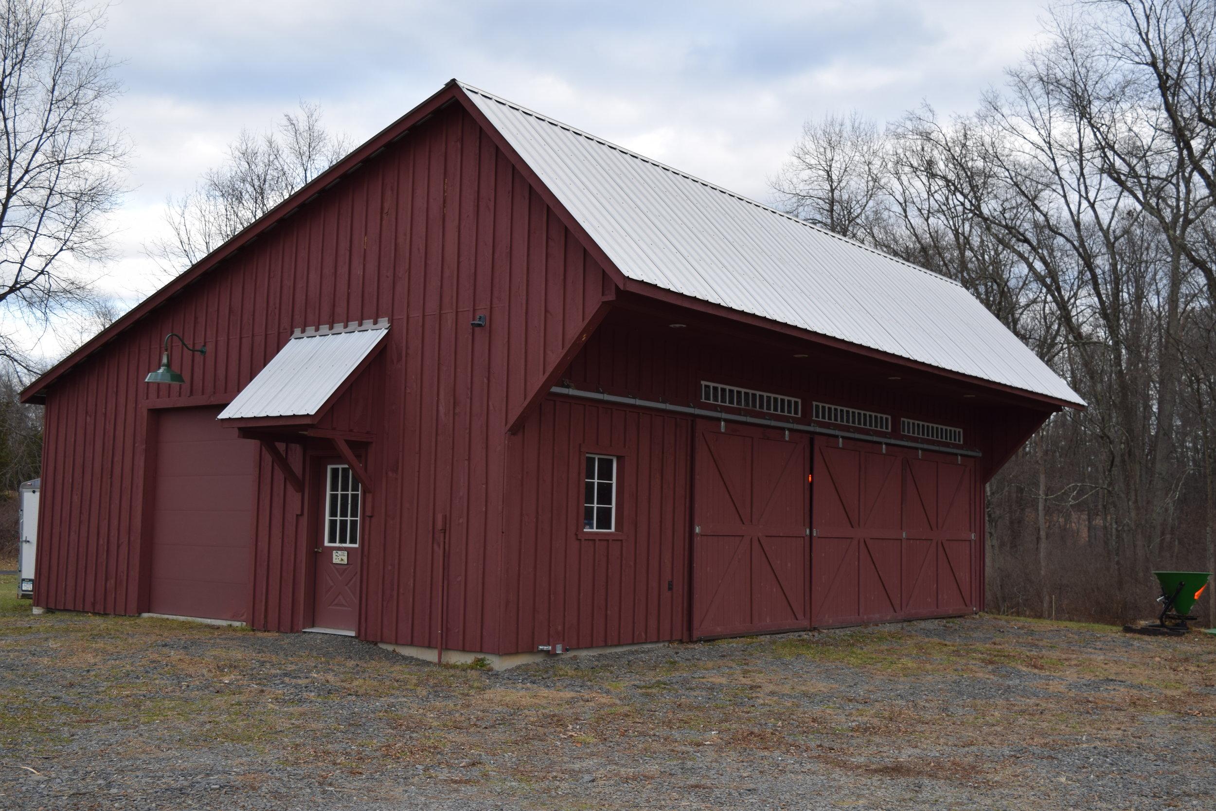 Colonial Farmhouse - Stone Ridge, NY