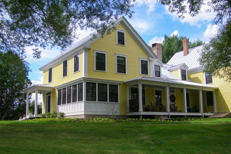 New England Farmhouse -  Portland, ME