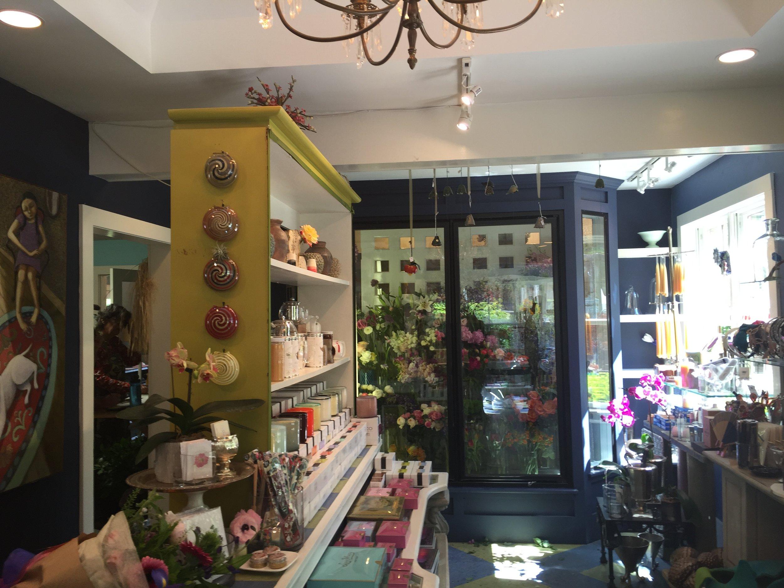 Flower & Gift Shop - High Falls, NY