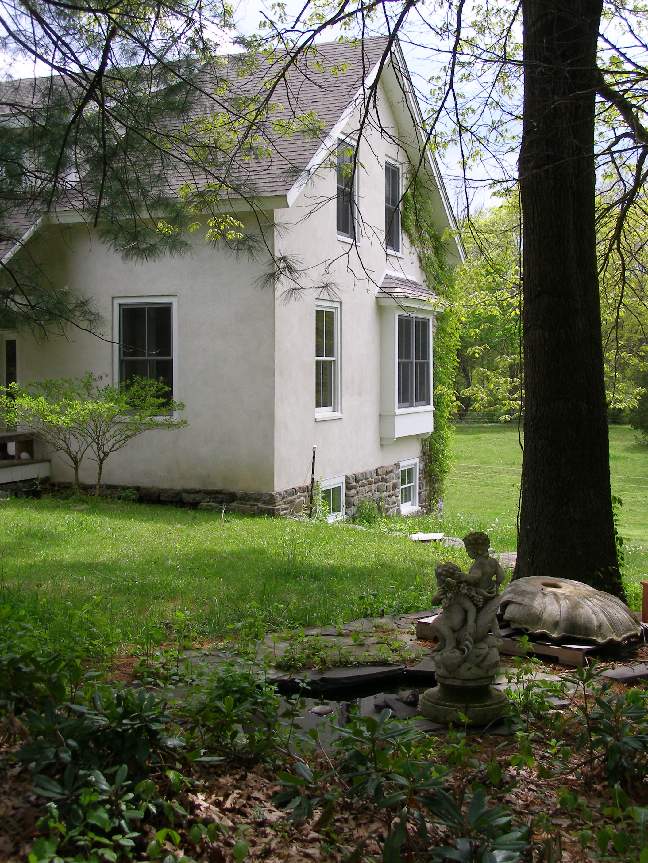 Straw Bale House - Stone Ridge, NY