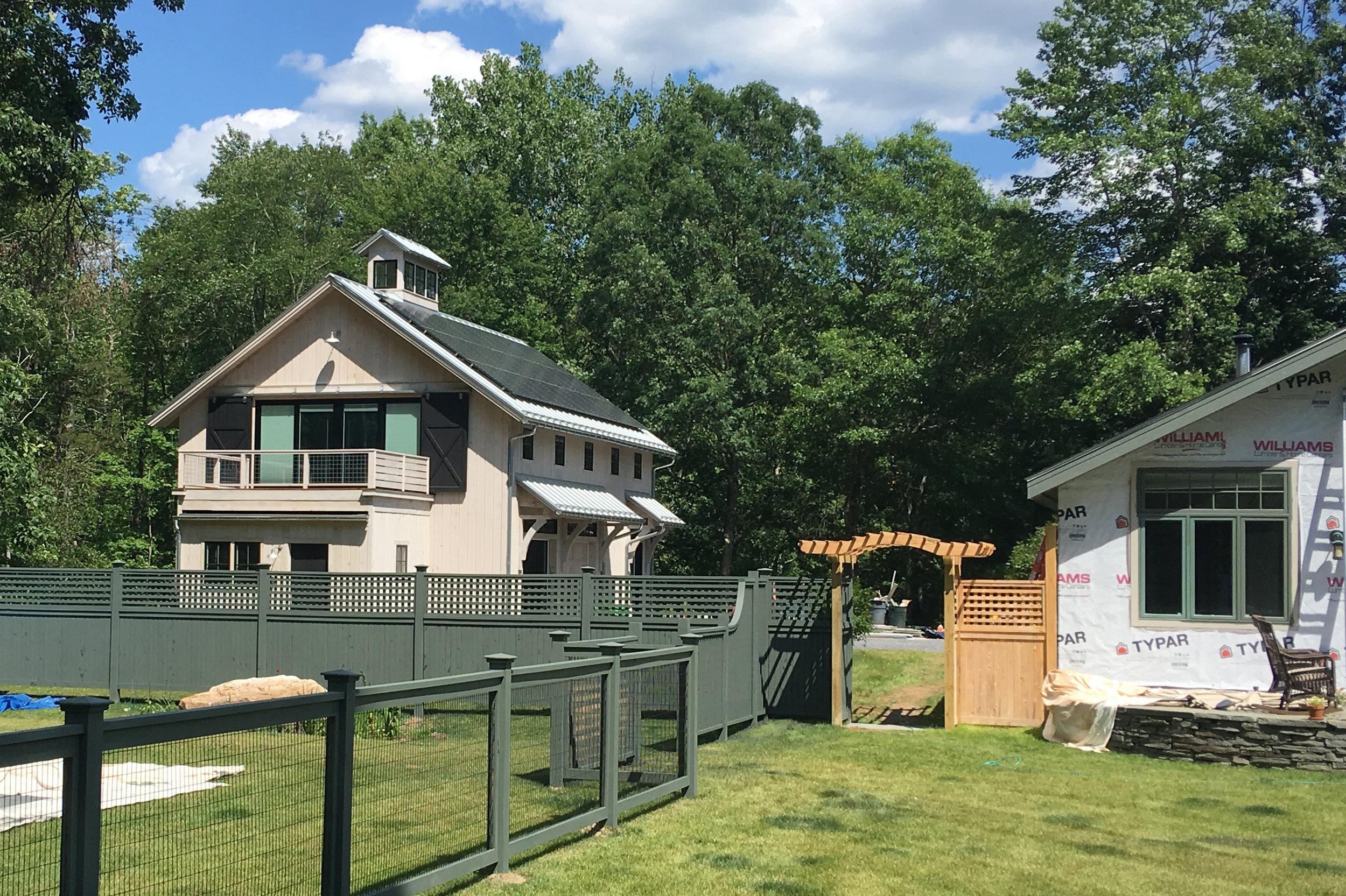 Barn Style House & Studio - New Paltz, NY