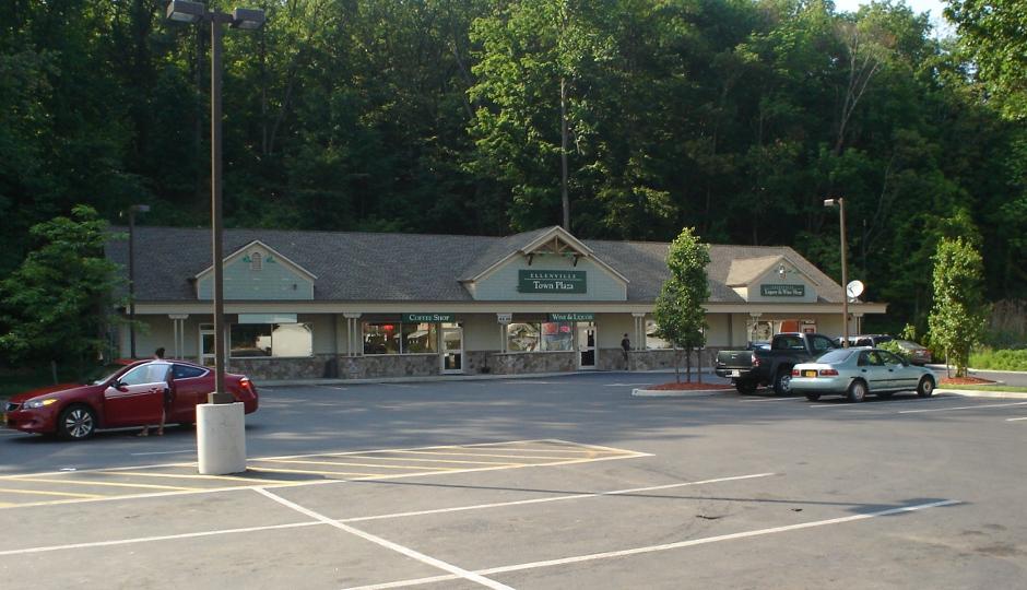 Ellenville Town Plaza - Ellenville, NY