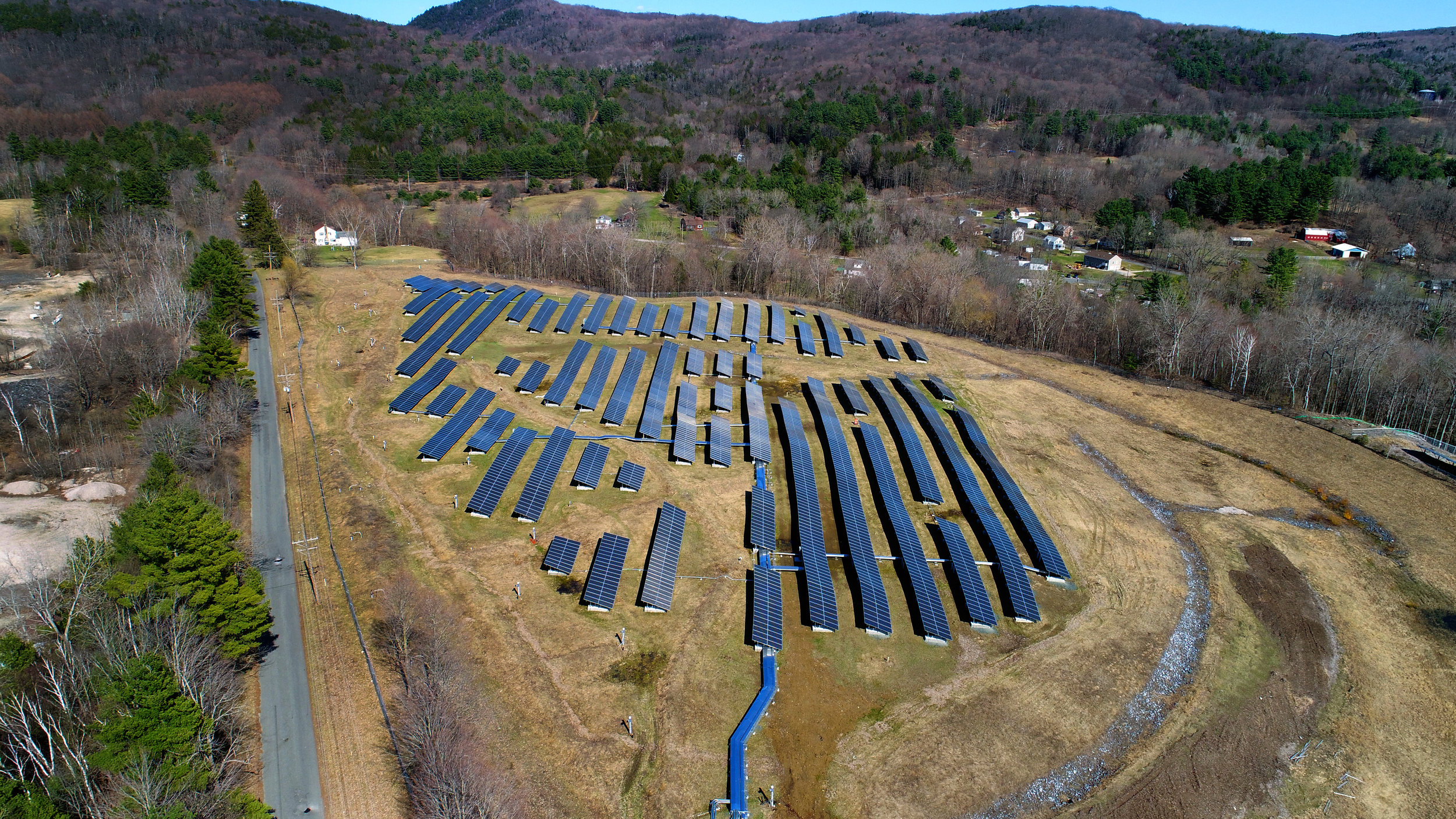 WILLOW HILL SOLAR  -
