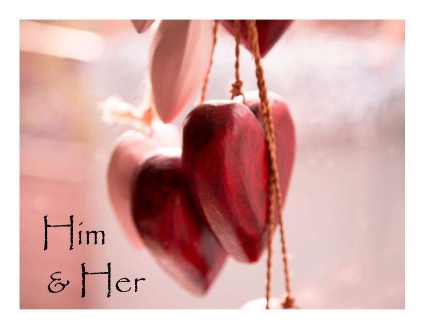 Little Love Offerings - For Him and For Her Print Sets