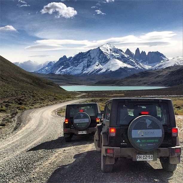 DISCOVER PATAGONIA/CHILE