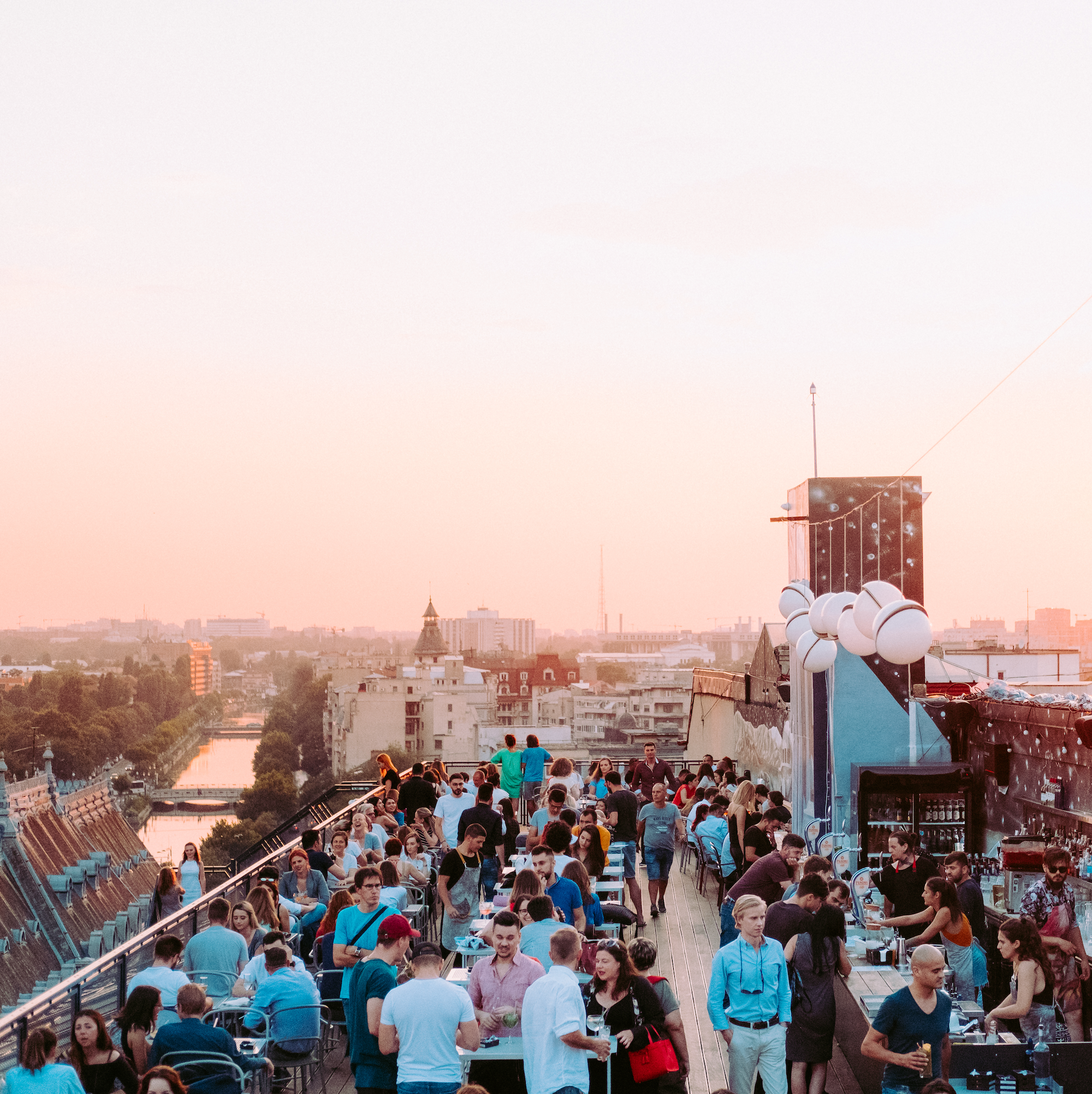 CONTEMPORARY CULTURE - You'll take an inspiring deep dive into the underground arts and music scenes of two major creative hubs in Romania: Bucharest and Cluj-Napoca. Both with their own unique character, history, and cultural influences, they're two of the major contemporary heartbeats of the country.