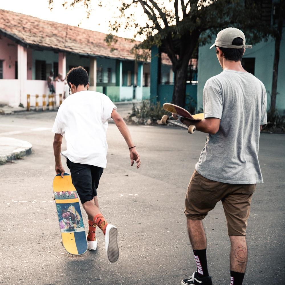 CUBA SKATE