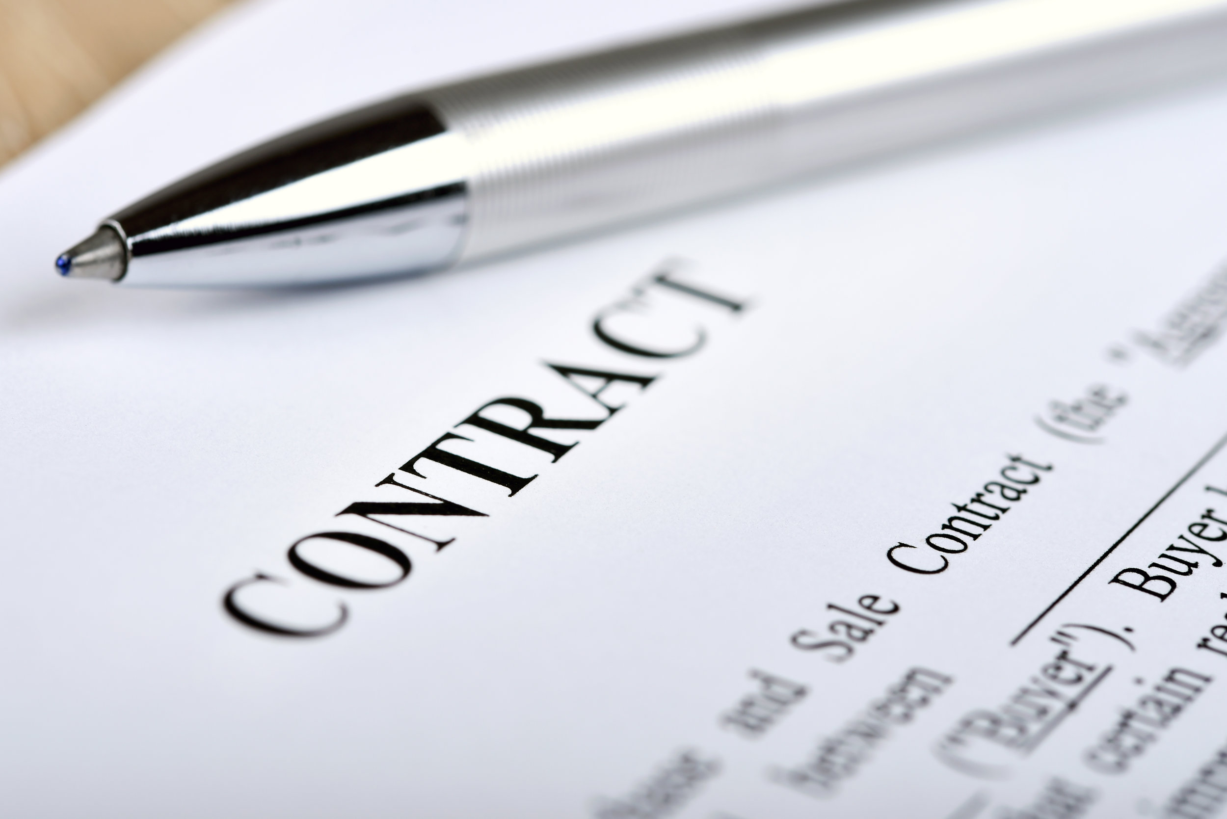 Contract Drafting