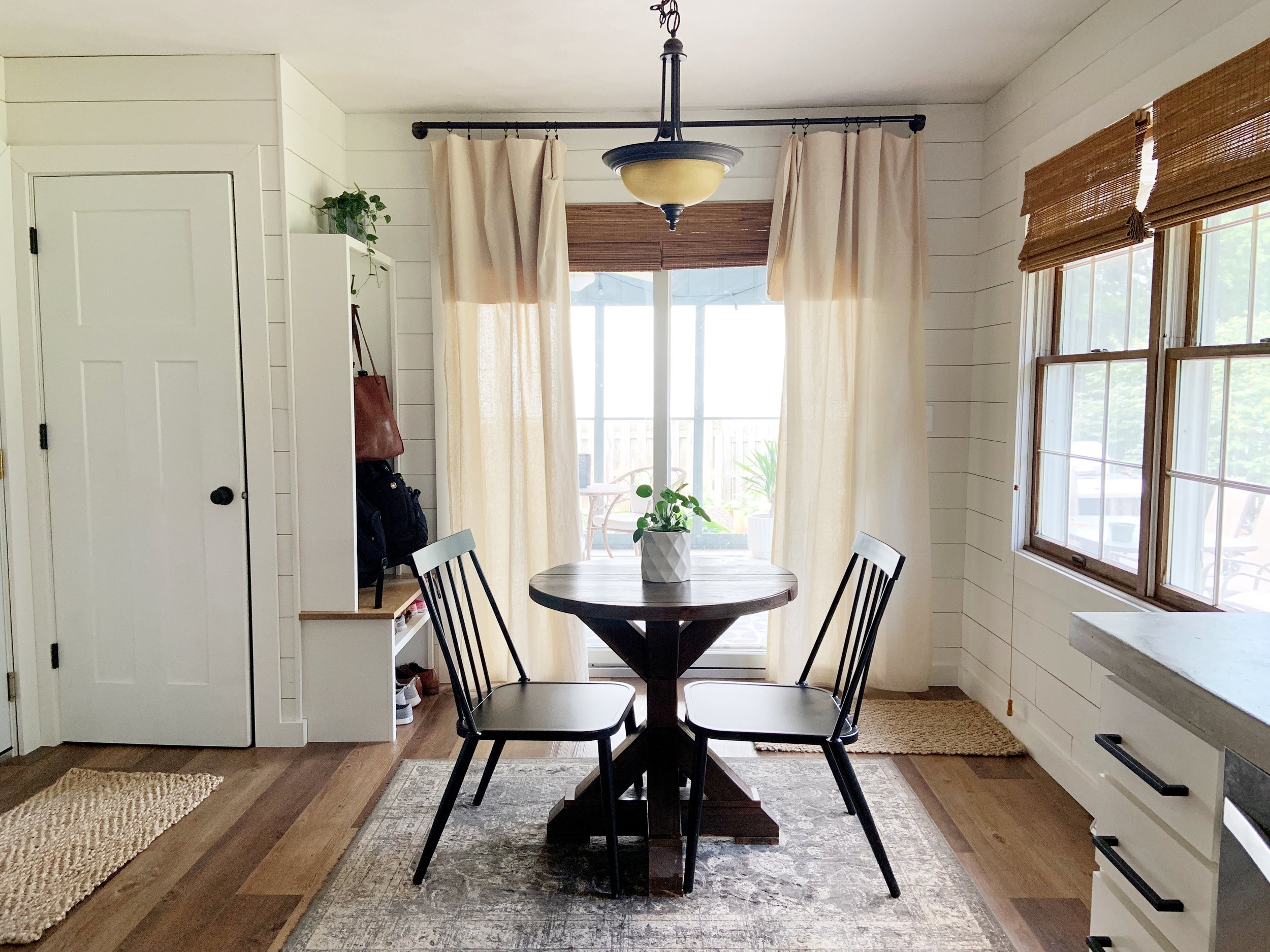 breakfast nook diy