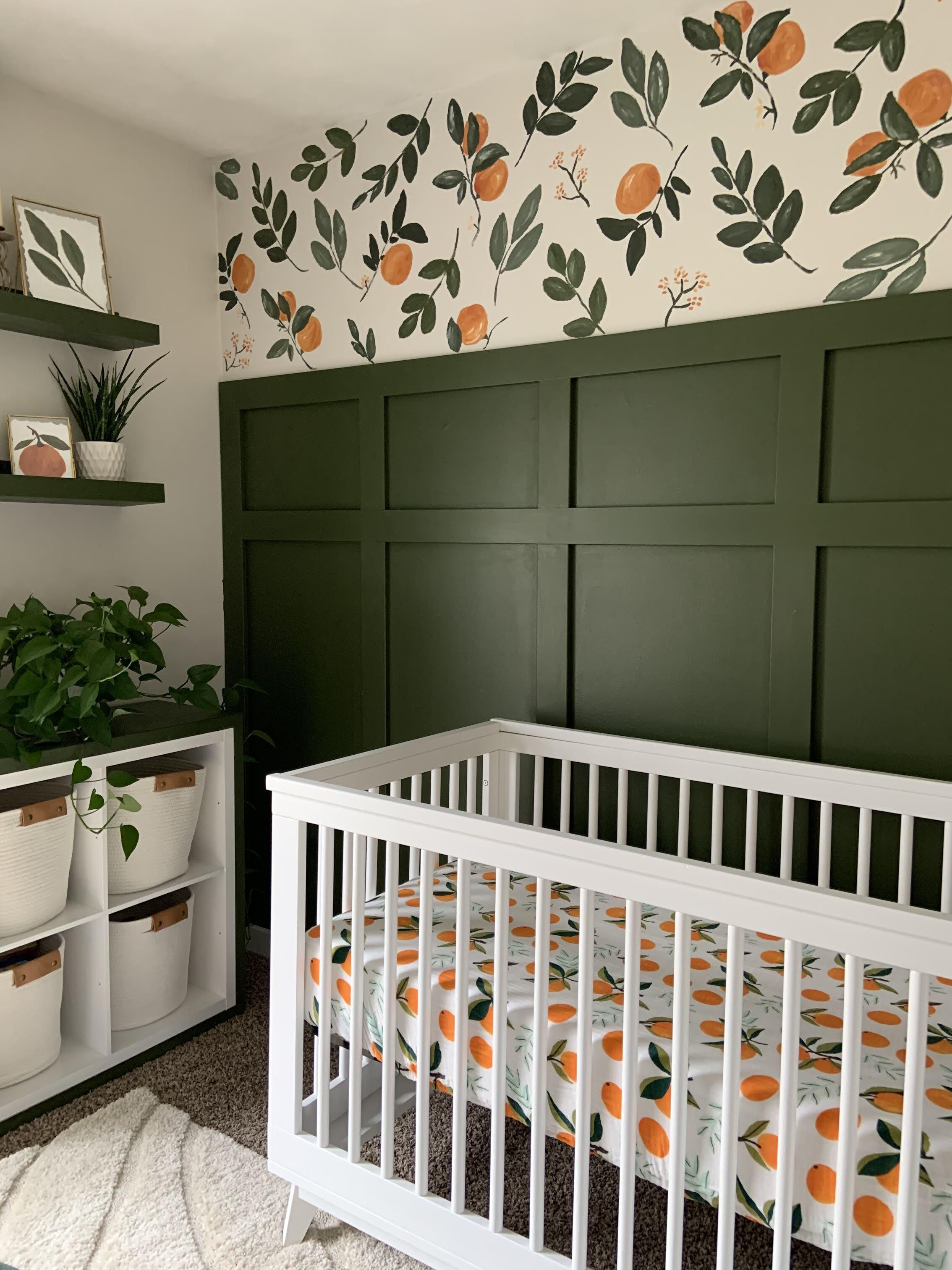 A Clementine Gender Neutral Nursery Greywoodmama