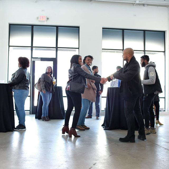 Just when you thought it was safe - we'rrre back! The connectivity is real and flourishing at our events, trust us, it won't stop in 2018.
