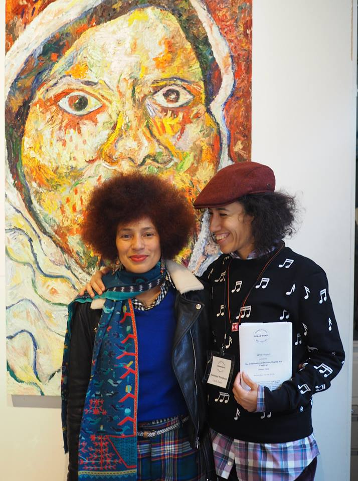 Oxana Chi&Layla Zami - Curators of DanceOxana Chi is a German-Nigerian dancer, choreographer, curator, festival organizer, filmmaker and author. Her company Oxana Chi & Ensemble Xinren was founded in Berlin in 1991 and moved to New York in 2015. In 2018, she was listed in the Dance Enthusiast's A to Z of People who Power the Dance World. www.oxanachi.deDr. Layla Zami is an interdisciplinary academic, artist, curator and globetrotter, born in France of Jewish-Caribbean descent. She is currently Visiting Assistant Professor in the Performance + Performance Studies Graduate Program at Pratt Institute. www.laylazami.netOxana Chi and Layla Zami have performed across NYC and across the globe, and are delighted to bring international experience and creative input to IHRAF.