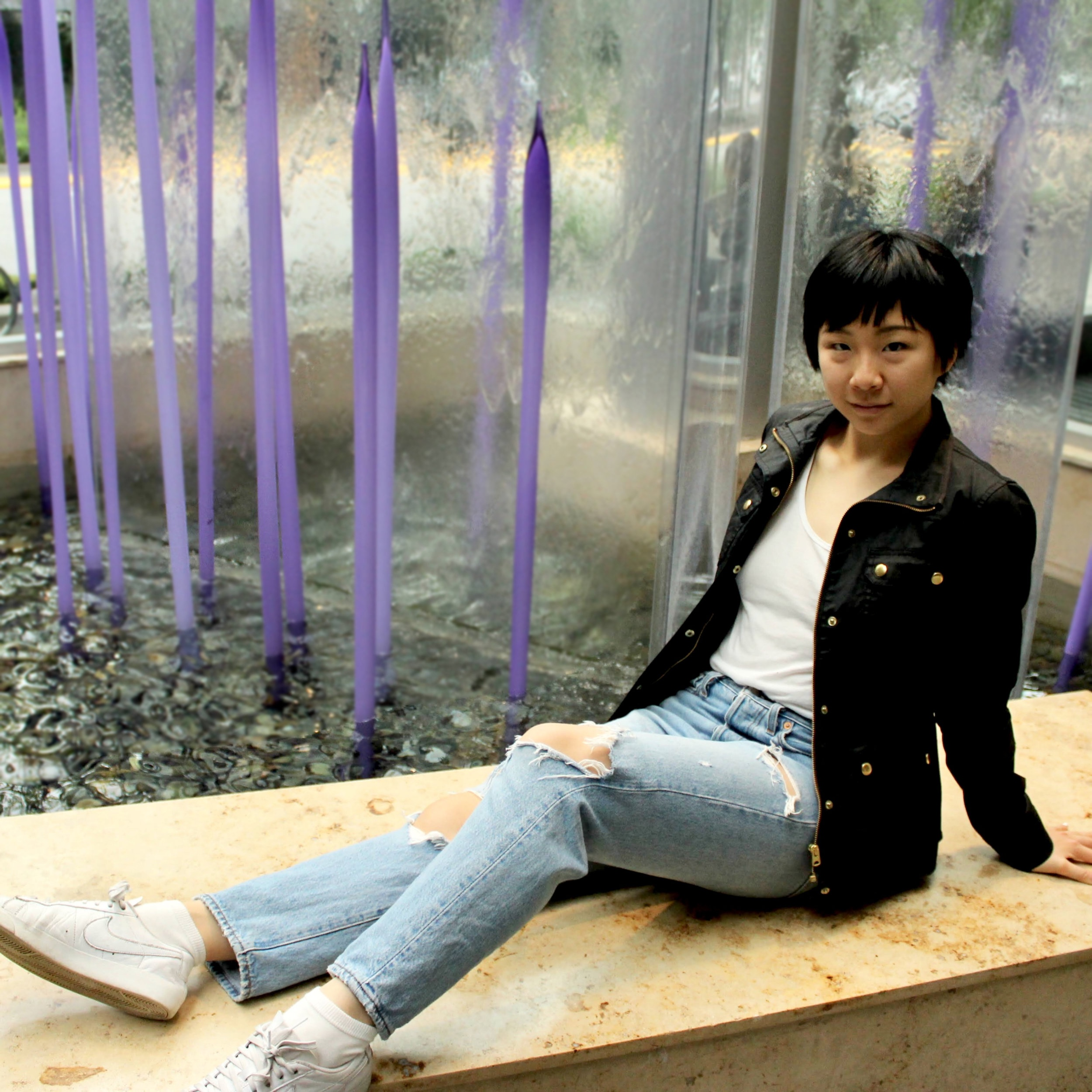 Originally from Seattle, Ana Chen is a freshman at Stanford University. Her writing has been recognized at international and national levels by the National Scholastic Art and Writing Awards, The Adroit Journal, the Claremont Review, Polyphony Literary Magazine, the New York Pitch Conference, and others. In 2019, she founded It's Real ( https://www.itsrealmagazine.org/ ), an online magazine seeking to destigmatize mental health issues in Asian American communities, followed by Punderings ( https://www.pxnderings.com/ ), a blog discussing art and activism, womanhood, college, and teenage angst.