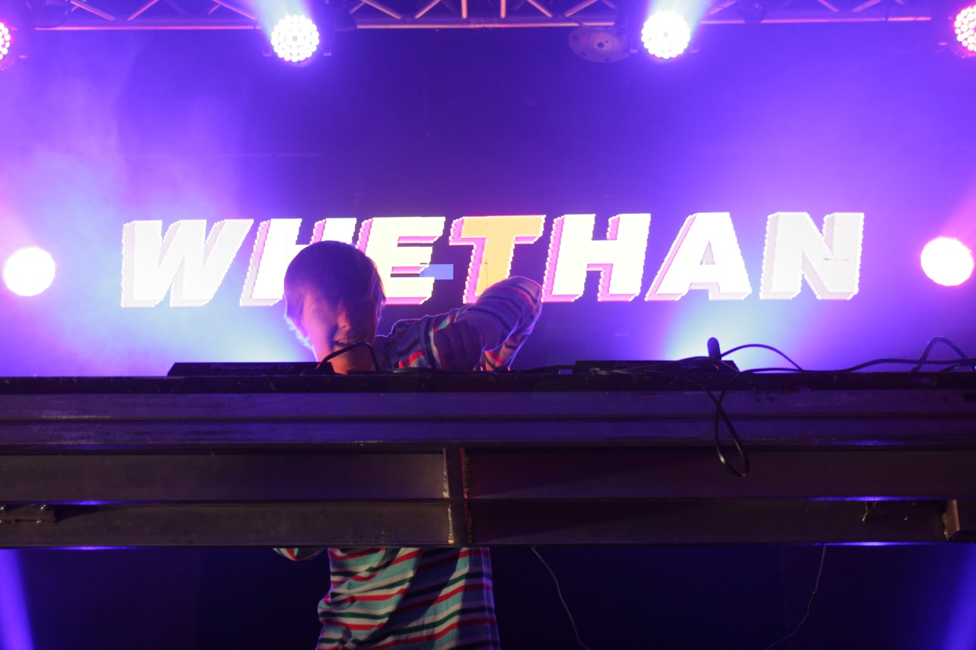 """EDM artist Whethan returned home to Chicago and headlined Concord Music Hall on Nov. 11, 2017. The show was the final stop of his """"Good Nights"""" tour, which started Los Angeles in September."""