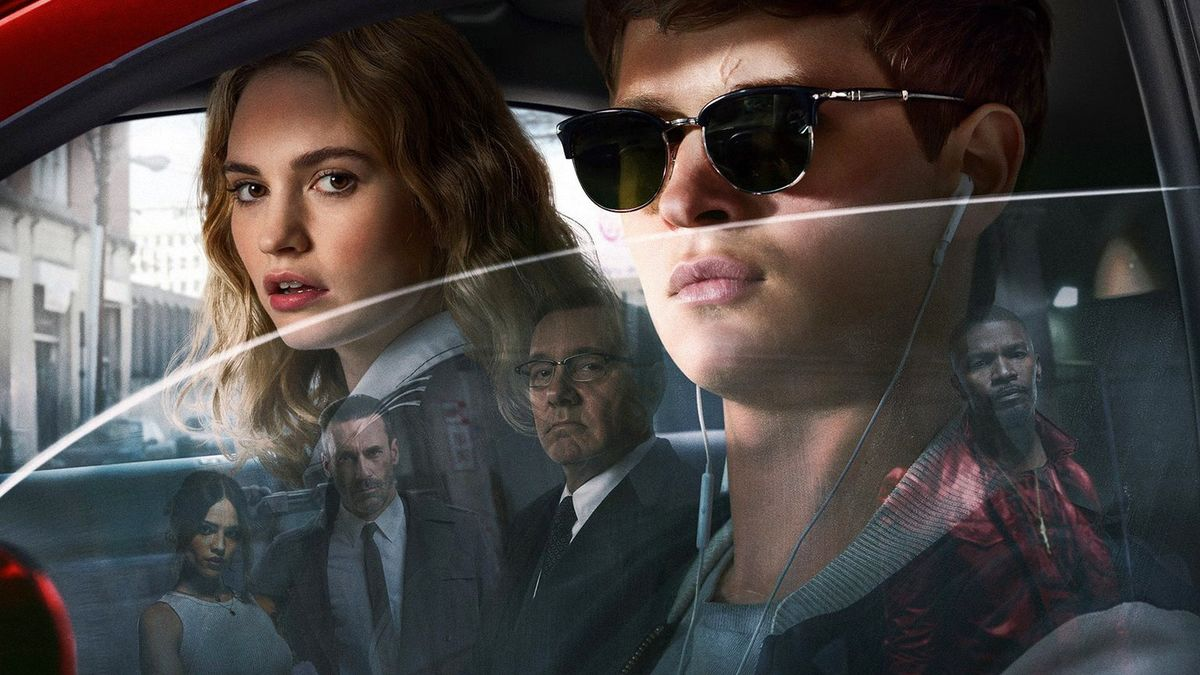 #5 Baby Driver - The only thing better than Ansel Elgort's troubled character who gives the movie its name is the soundtrack that accompanies Baby Driver, that brings us Jon Spencer, the Beach Boys and Beck, all in one. It's a typical heist – Baby drives a car full of robbers, part of the scheme of a heist artist to whom he owes a favor. But Elgort's Baby steals the show. His kind-hearted gestures and choreographed routines makes us laugh, cry and and dance in our seats as the rest of the heist routine plays out on screen. Baby struggles to right his moral compass, but in the end we see the passion of this young man survive his days of heist work – we watch him overcome his trauma, and ride off with his girl, car and sunset, fulfilling the happy, wholesome ending, while also exciting the Need for Speed-esque hype. Baby Driver balances in a space where music, dance and action can mix, making it something that all viewers can find a resonance with.