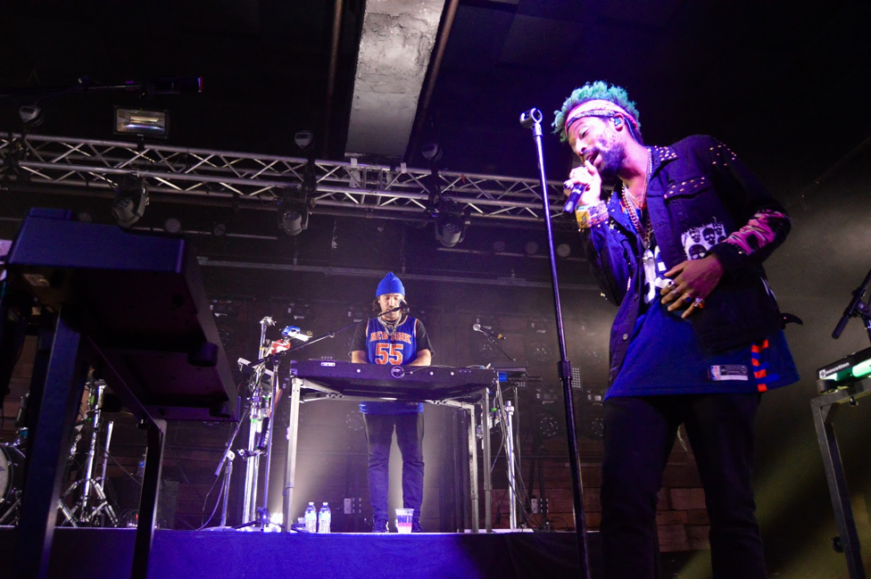 The Knocks. All photos by Sarah Rosenblum
