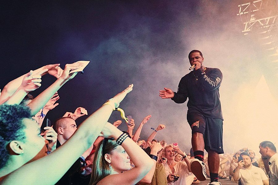 This year's Dillo Day headliner, A$AP Ferg.  Photo Courtesy of A$AP Ferg on Facebook