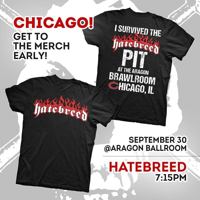 Picture from Hatebreed's Twitter (@hatebreed)