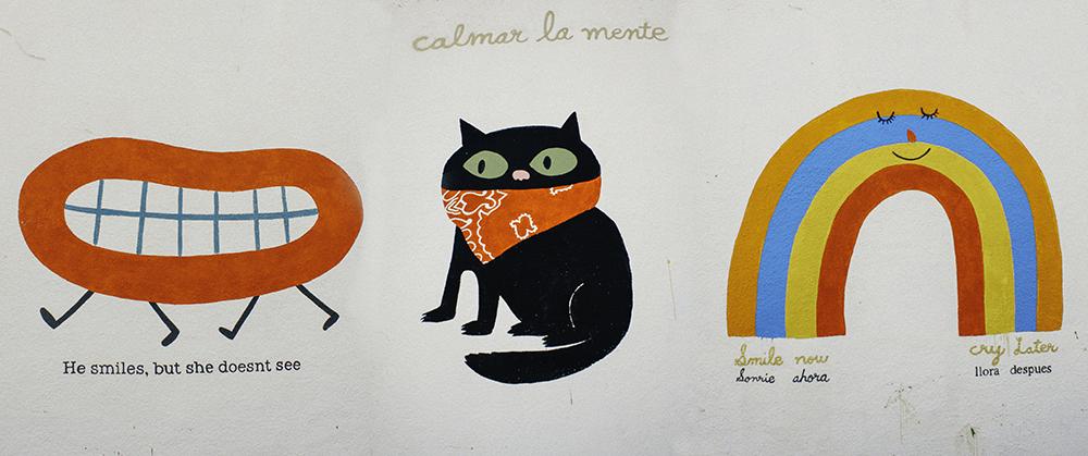 Calmar la Mente. Briar Bonifacio. March-June, 2016. Mexic-Arte Museum.