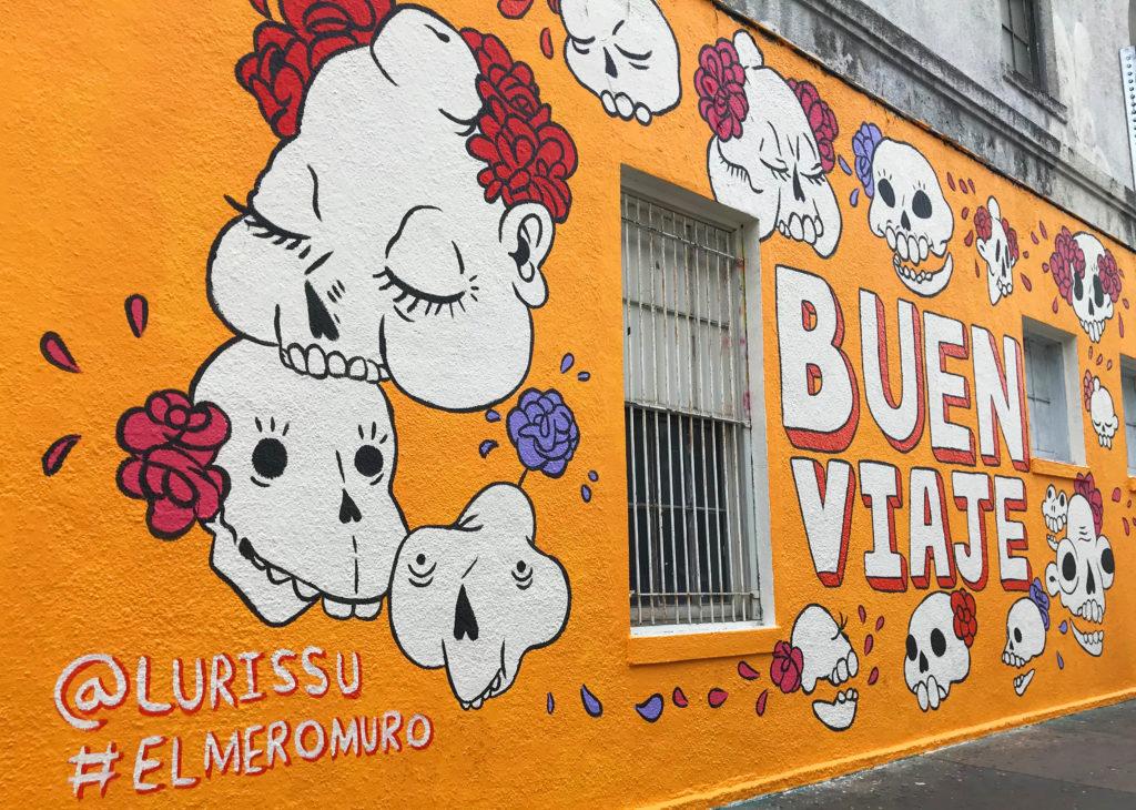Buen Viaje, Larissa Akhmetova. October 2017 - Spring 2018. Mexic-Arte Museum