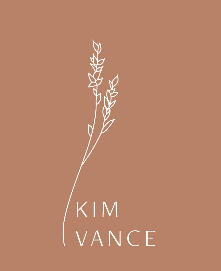 Logo design for Dr. Kim Vance
