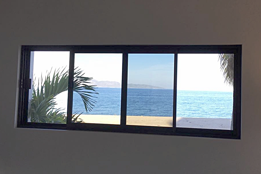 Cerralvo Island view