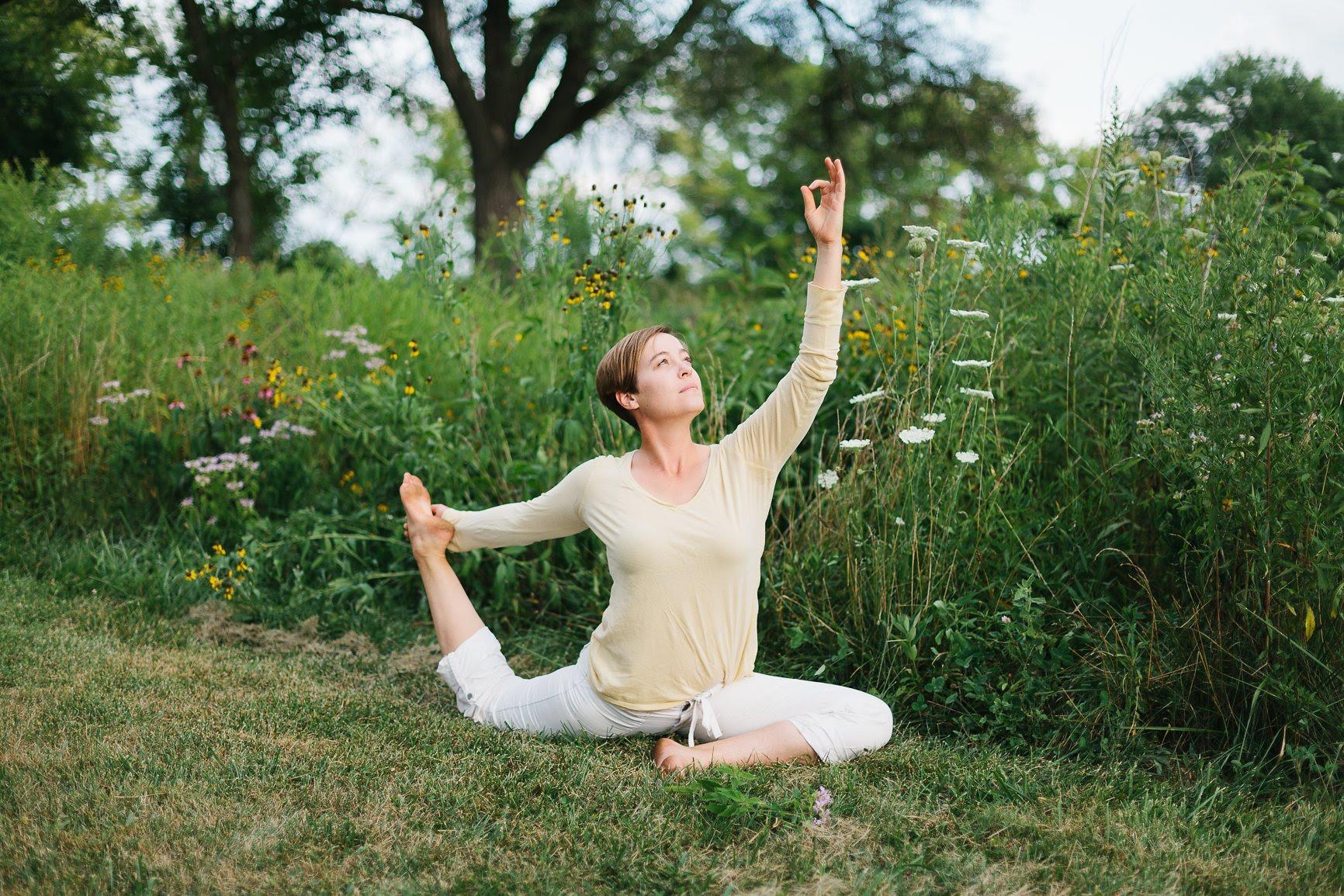 Sivananda Yoga Colleen Donahoe -