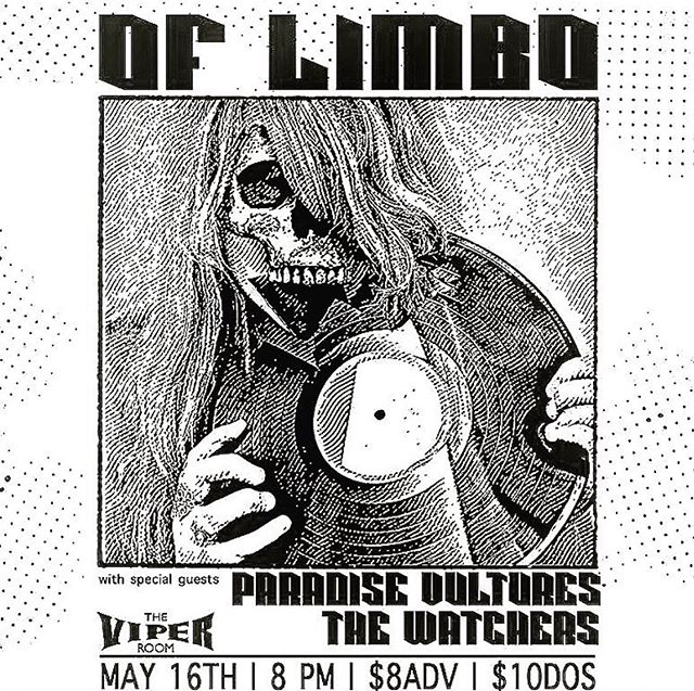 One week until we're back @theviperroom with our boys @oflimbo ! ⠀⠀⠀⠀⠀⠀⠀⠀⠀ • ⠀⠀⠀⠀⠀⠀⠀⠀⠀ • ⠀⠀⠀⠀⠀⠀⠀⠀⠀ • ⠀⠀⠀⠀⠀⠀⠀⠀⠀ • ⠀⠀⠀⠀⠀⠀⠀⠀⠀ #rock #live #newmusic #alternative #garagerock #supportnewmusic #independentmusic #livemusic #newartist #newband #grunge