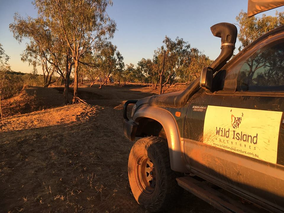 Grug - Our amazing Toyota Hilux is fully equipped to take you where you need to go. Whether you're heading off the beaten track or sticking to the main drag..... 'Grug', as we lovingly call him, is one trusty steed! Capacity to carry a comfortable 3 or a cozy 4 with plenty of space to transport your gear.