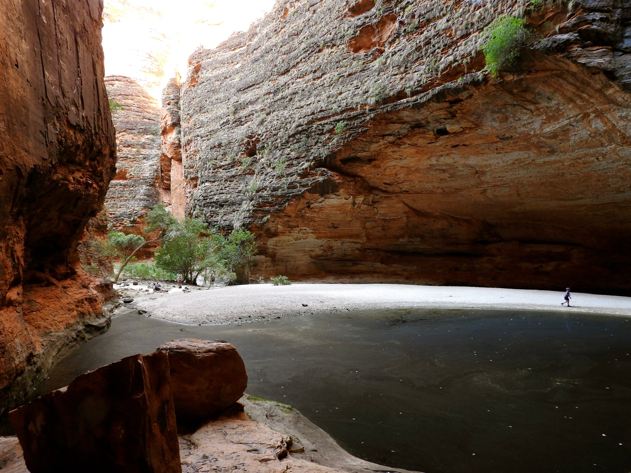 Cathedral Gorge - Purnululu National Park