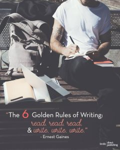 6-golden-rules-of-writing-by-earnest-gaines
