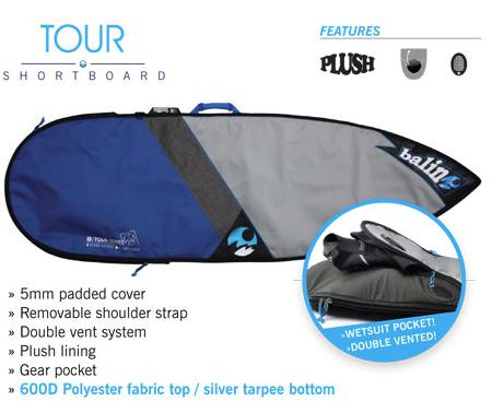 Single Tour sizes and prices - 5'8