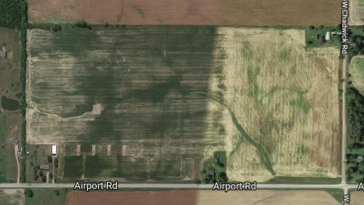 This is one of our other Dewitt, Michigan locations. We have Corn, Soybean and Wheat trials in this location.