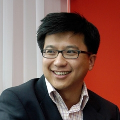 Henry Ngyuen - Managing General Partner of IDG Ventures Vietnam