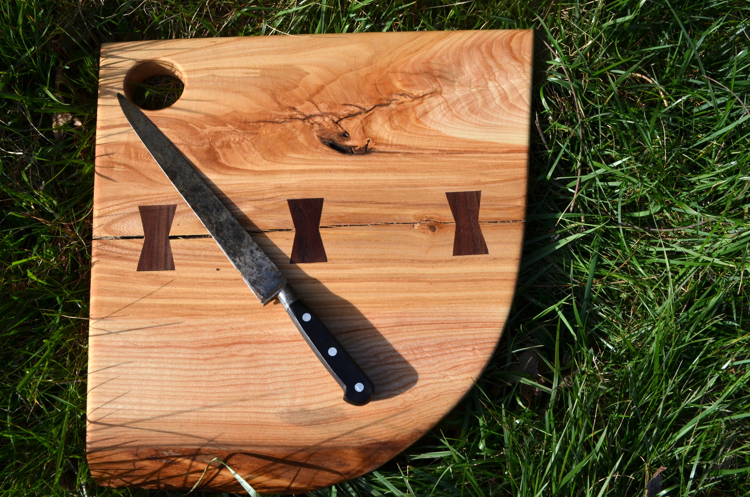 Ash Cutting Board (02)   $55 (sold)
