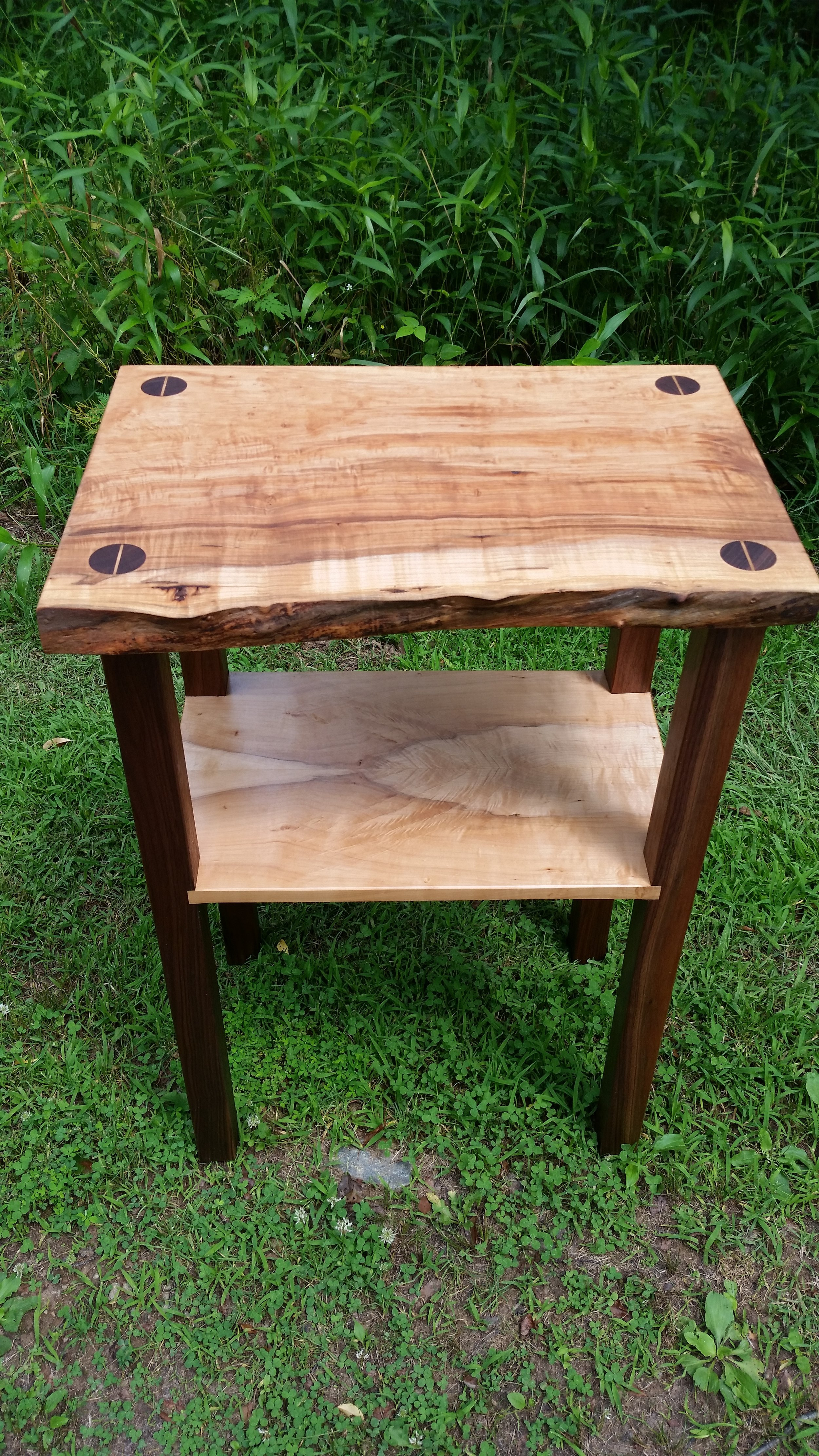 Maple Kitchen Island    commissioned