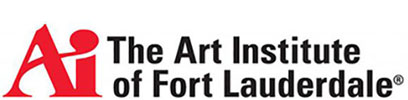 Logo for The Art Institute of Fort Lauderdale