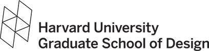 Logo for Harvard University Graduate School of Design