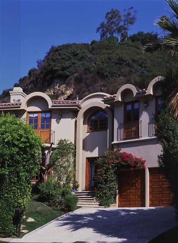 Benedict Canyon