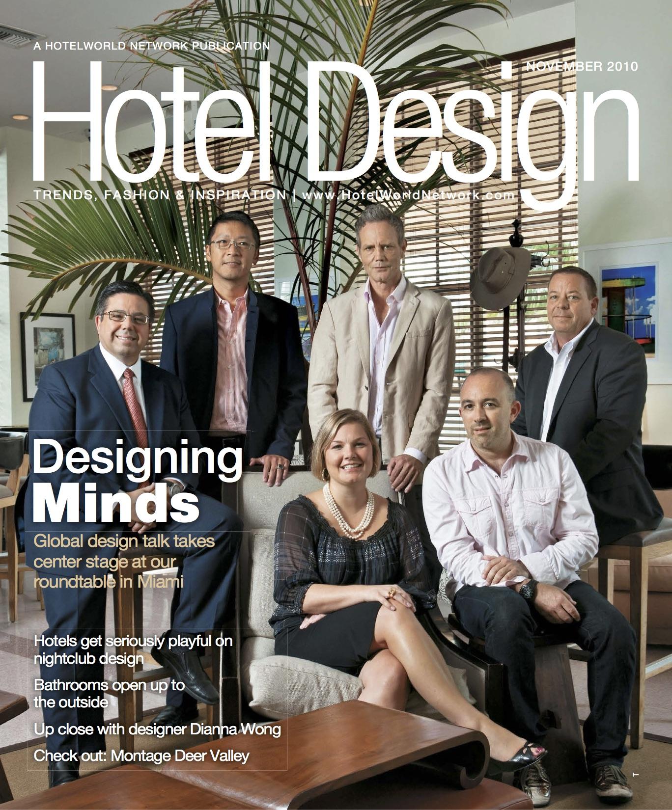 Hotel Design Nov 2010