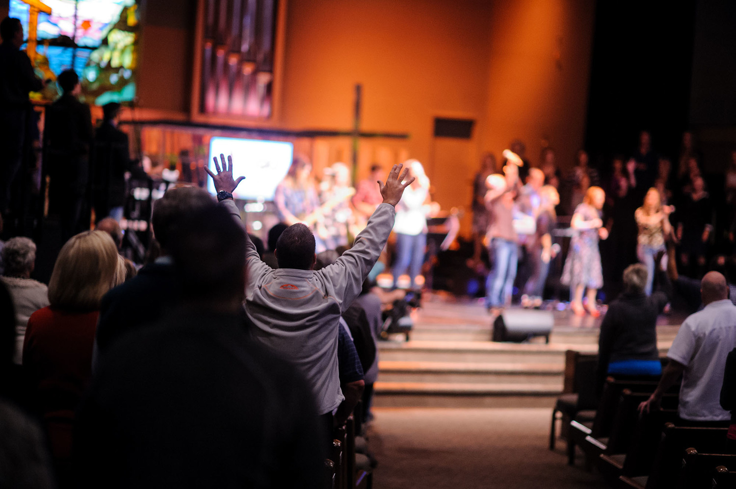 8. My full time job is at our church as the Executive Pastors assistant. I can't even begin to explain everything I do here, but I LOVE it!