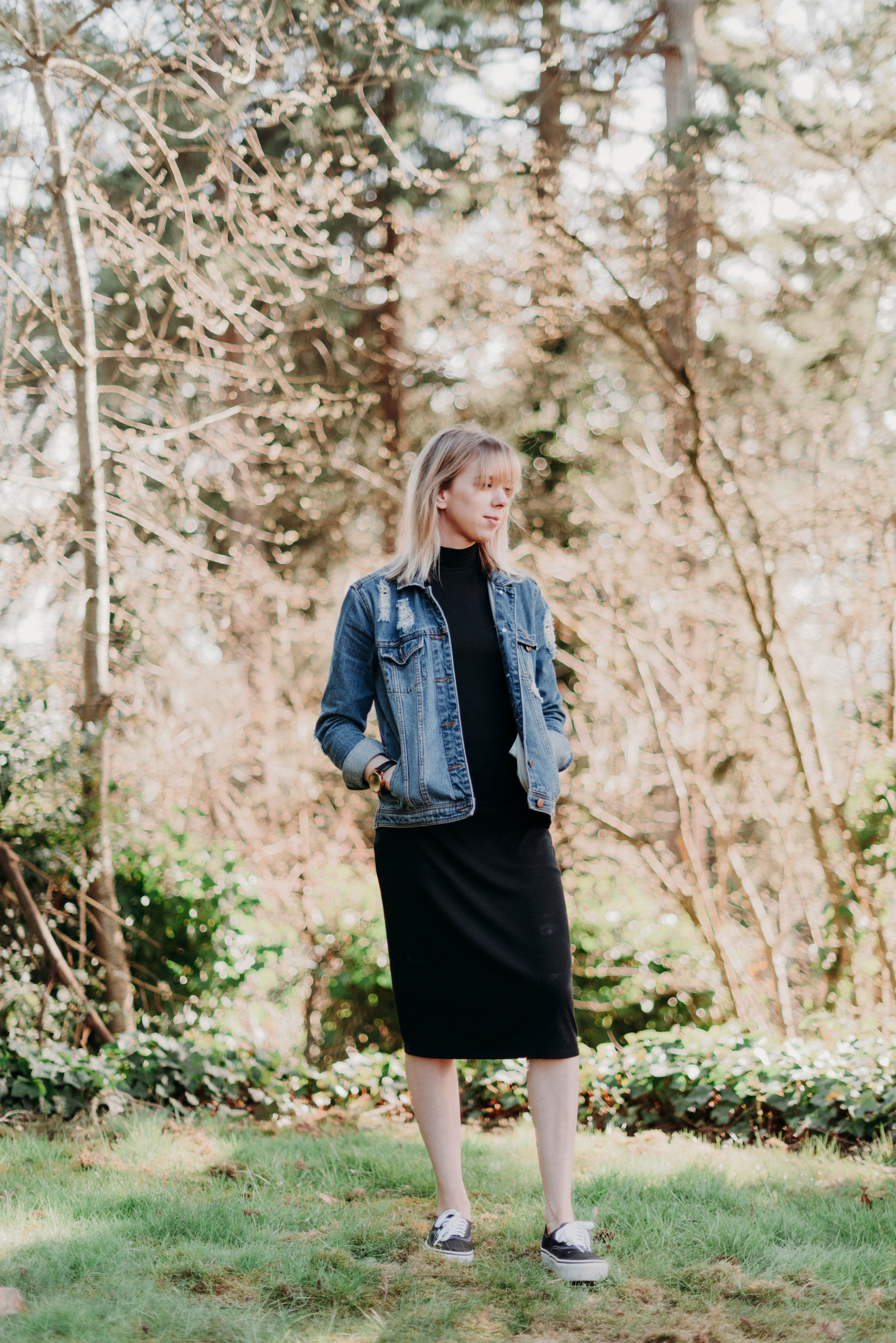 Brooke Summers Photography | 5 Ways to Wear That Black Dress in Your Closet