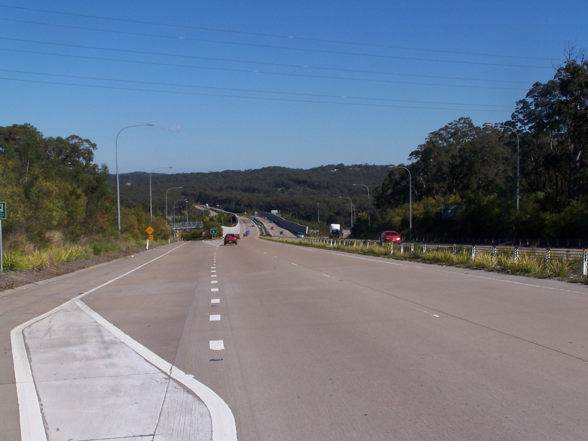 Off ramp Warners Bay.JPG